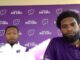 Woodlawn High School Head Coach Marcus Randall (left) and Jacob Stewart (right) discuss the teams matchup against top ranked class 3A foe, University Lab Cubs in a new episode of the Coaches Corner