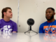Belaire High Head Coach Byron Wade (right) and Braden Erwin (left) talking about Belaire Football in a new episode of Coaches Corner