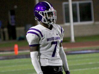 Jordan Matthews, Class of 2023 Cornerback, Woodlawn High School (BR, LA)